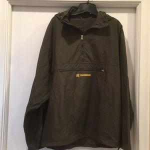 AEO Men's Windbreaker Pullover Size L
